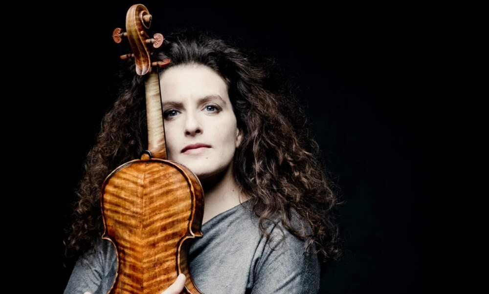 Dutch Sounds at Muziekgebouw with Liza Ferschtman and Amsterdam Sinfonietta