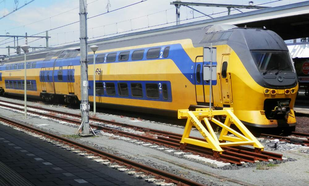 Dutch rail company NS to replace Group
