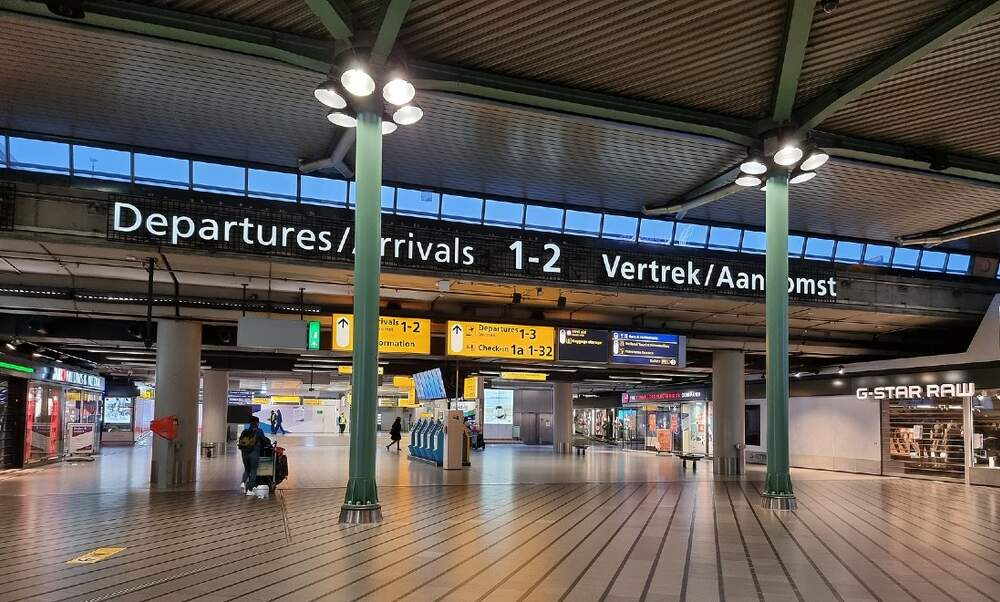 The effect of COVID-19 on global mobility and travel to the Netherlands