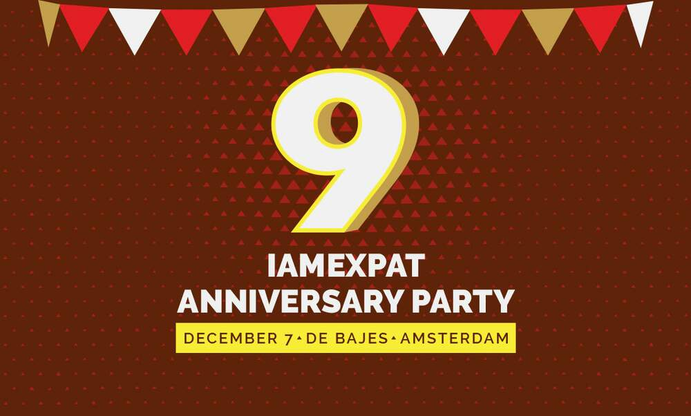 IamExpat's Ninth Anniversary Party
