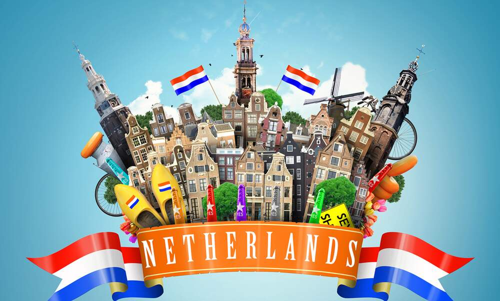 Interesting fun facts about the dutch and the netherlands for Dutch real estate websites