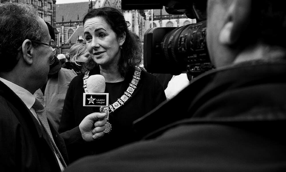Mayor of Amsterdam on longlist for world's best mayor