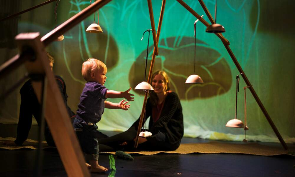 2 Turven Hoog: The most adventurous arts festival for the little ones
