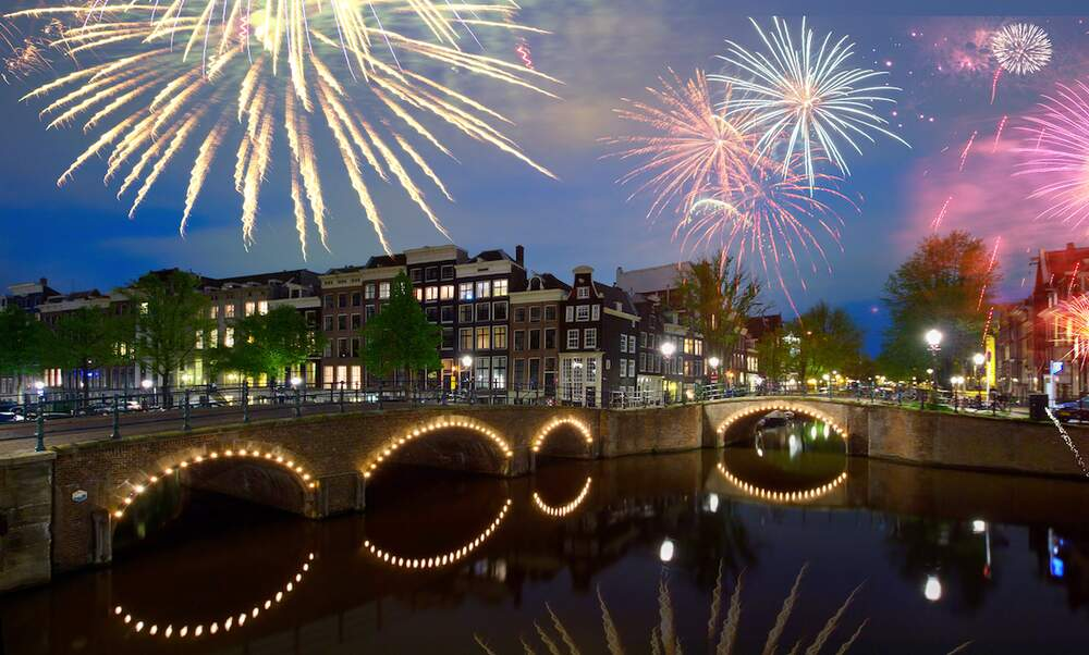 Increasing support for a fireworks ban in the Netherlands