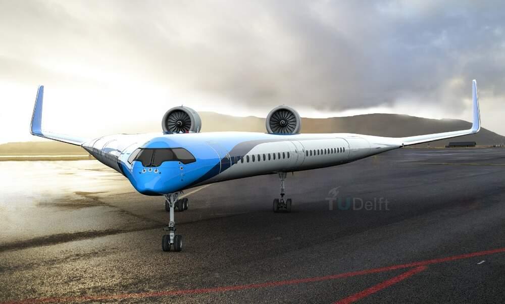 "TU Delft ""plane of the future"" takes off in test flight"