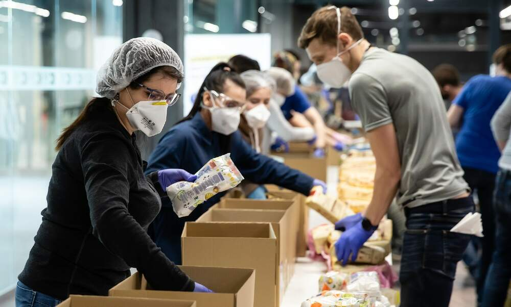 Red Cross sees demand for food aid rise thanks to coronavirus crisis