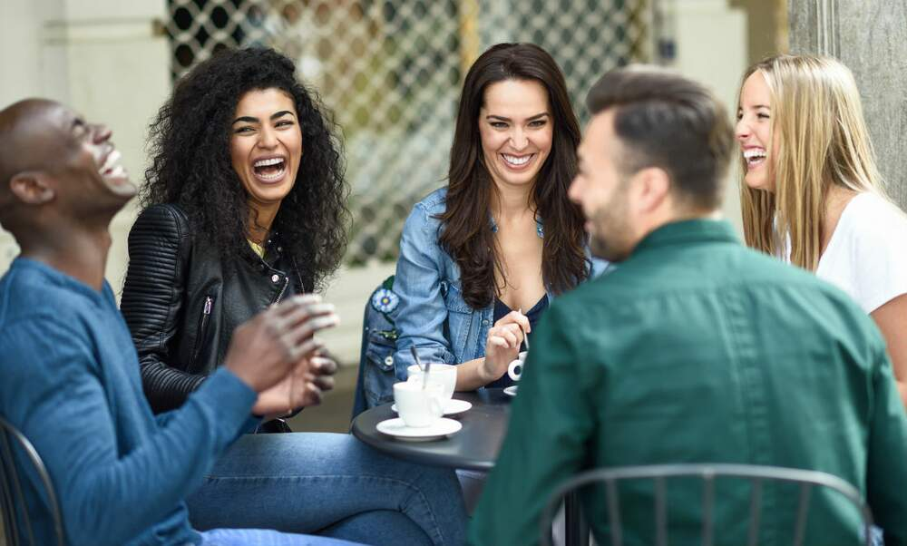 How to meet good friends