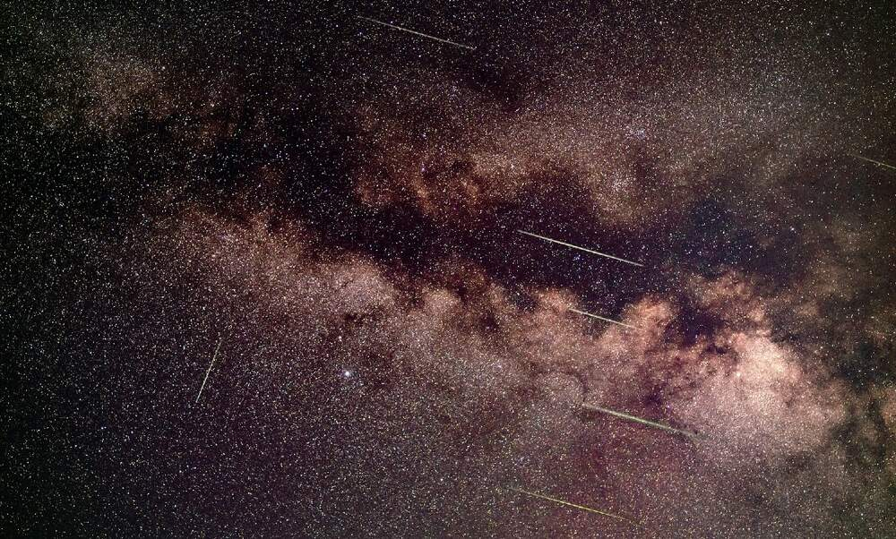 Catch a glimpse of the Geminids meteor shower this weekend!
