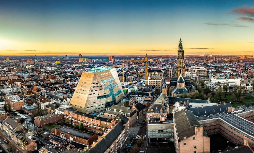 Looking to downsize from a metropolis? These Dutch cities are for you