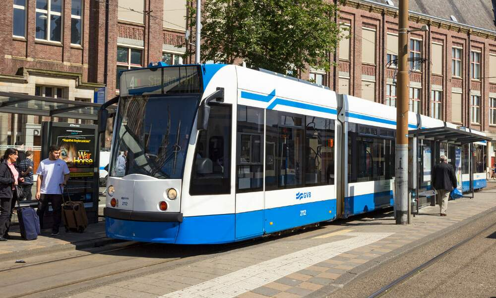 Cash no longer accepted on Amsterdam public transport