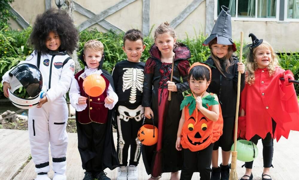 Halloween Friesland.West Friesland Halloween Fair