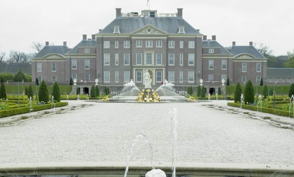 Spirit of Winter at Het Loo Palace in Apeldoorn