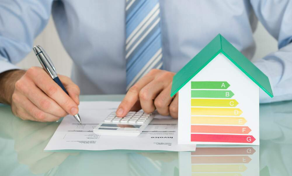Drastic increase in yearly household energy bills