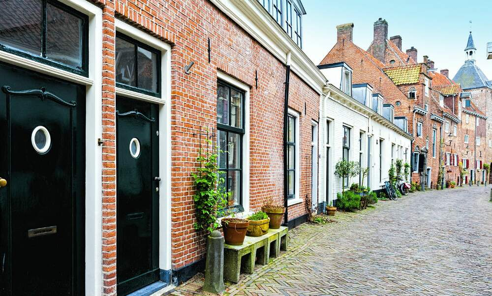 Increasing house prices in the Netherlands