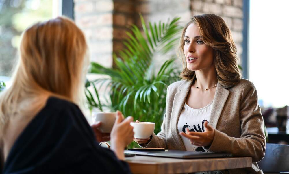 How to talk about your business