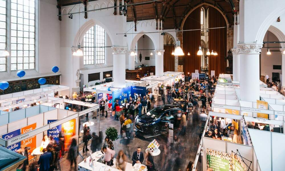 IamExpat Fair - The Hague