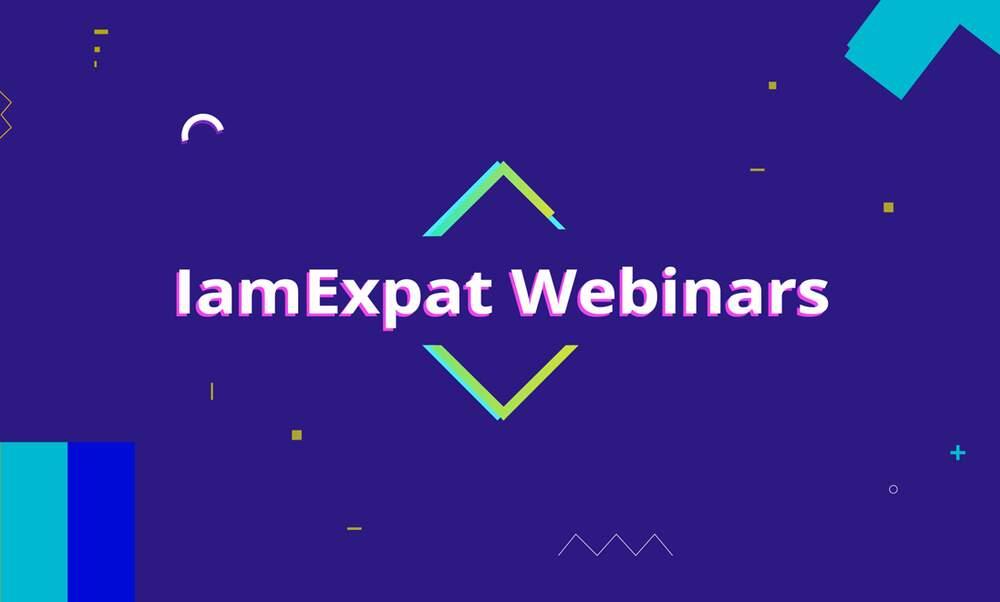 IamExpat Webinar: Public Speaking Skills & Presentation Design