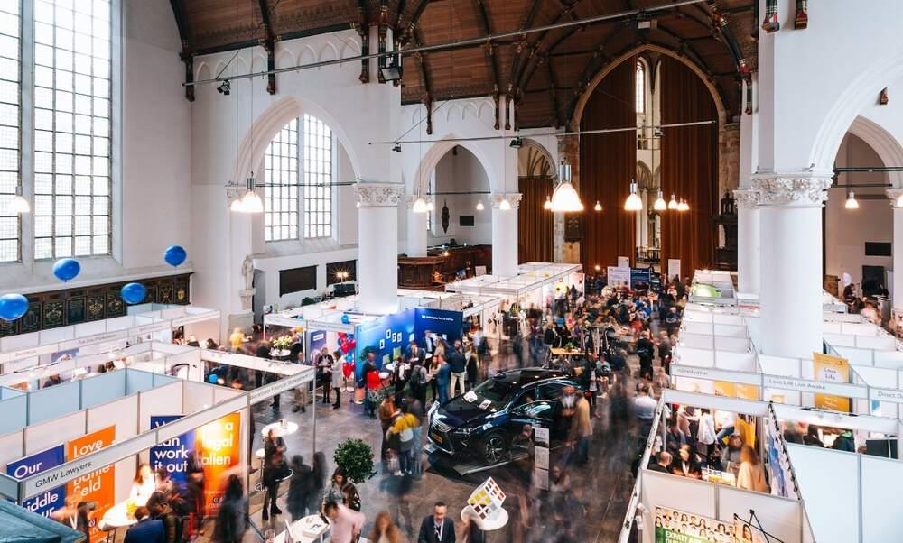 The IamExpat Fair returns to The Hague on November 9!