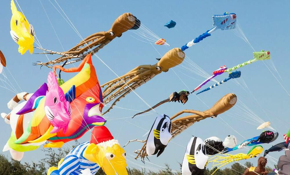 International Kite Festival Scheveningen