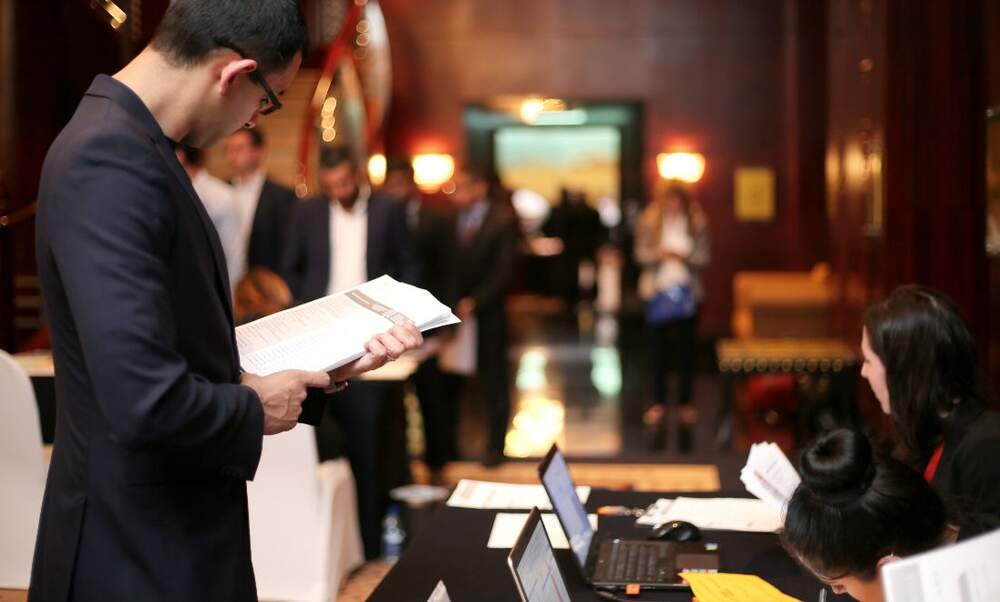 Discover your future at the Access MBA Amsterdam event