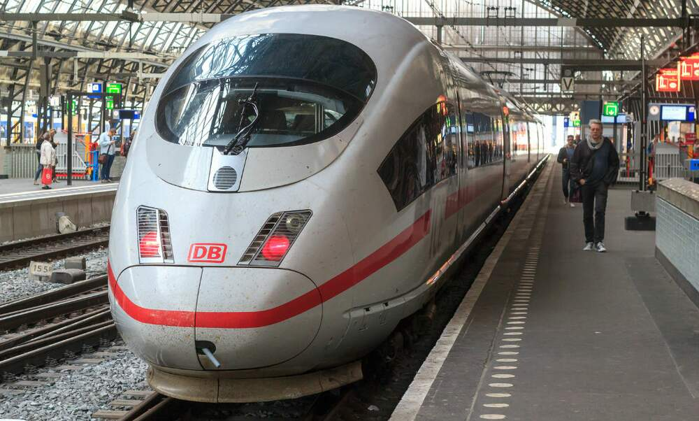 Plans for a quicker train service between Amsterdam and Berlin put on hold