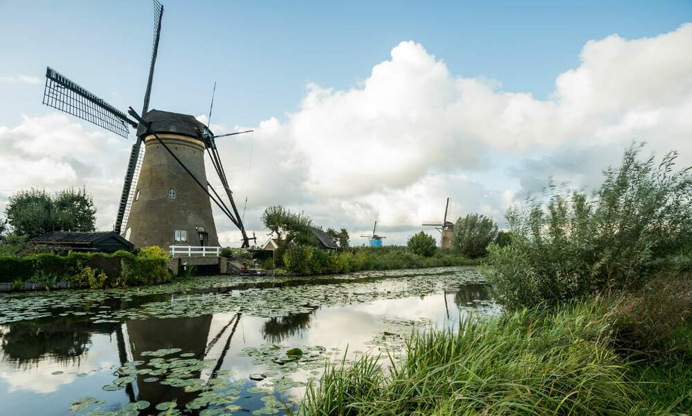 Places of natural beauty in South Holland