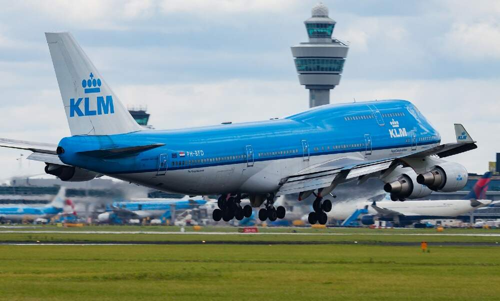 Government announces 3,4 billion euro aid package for KLM