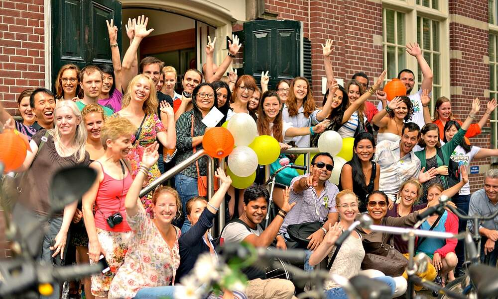 Free Dutch lesson & open evening at Koentact