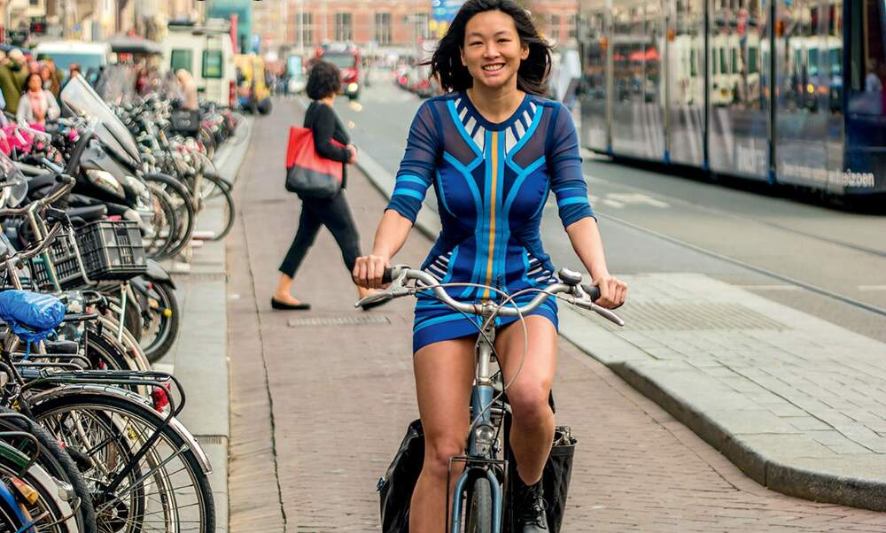 Win a copy of Learn to Cycle in Amsterdam