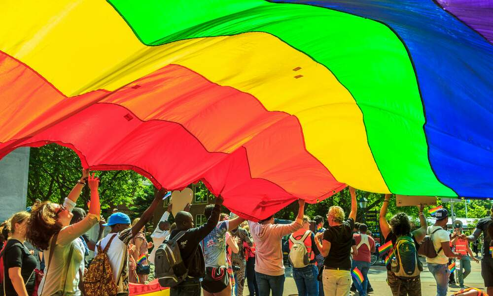 The Netherlands falls out of the top 10 EU countries for LGBTI rights
