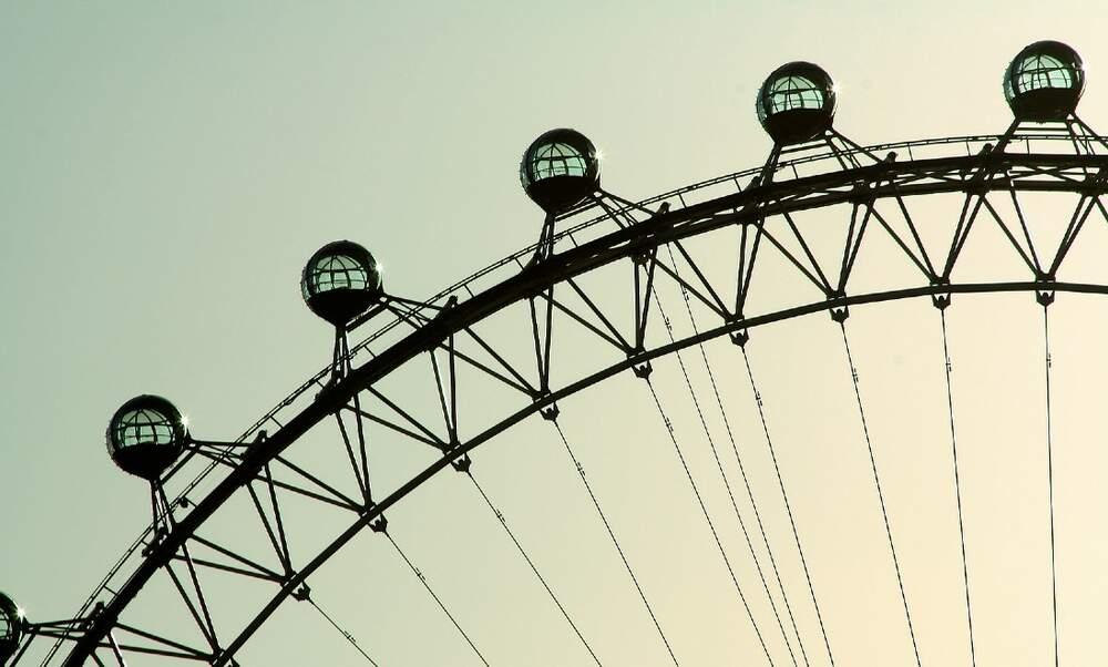 Ferris wheel frenzy: Amsterdam to get its own London Eye