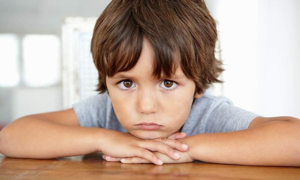 Mad children, unhappy parents