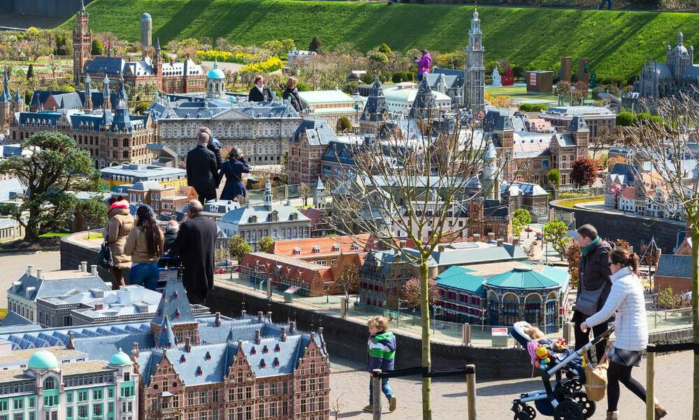 Things to do in The Hague with children