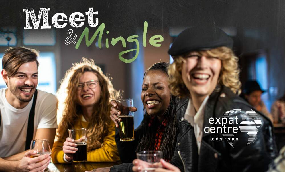 Meet & Mingle Pre-King's Day expat event in Leiden