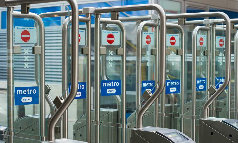 Amsterdam's North-South metro line is finished