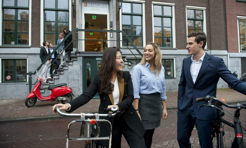 Master your career in the heart of Amsterdam