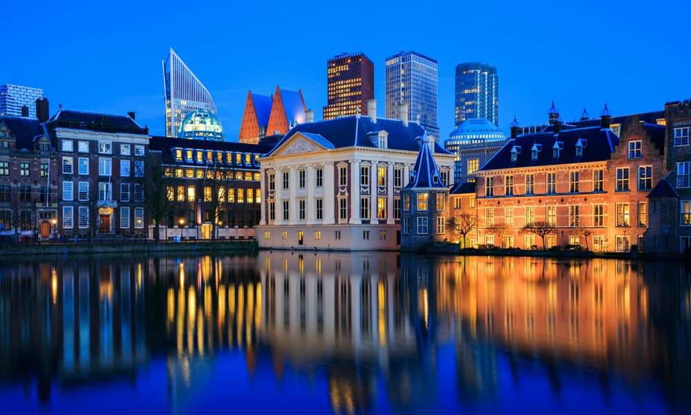 The Hague Museum Night