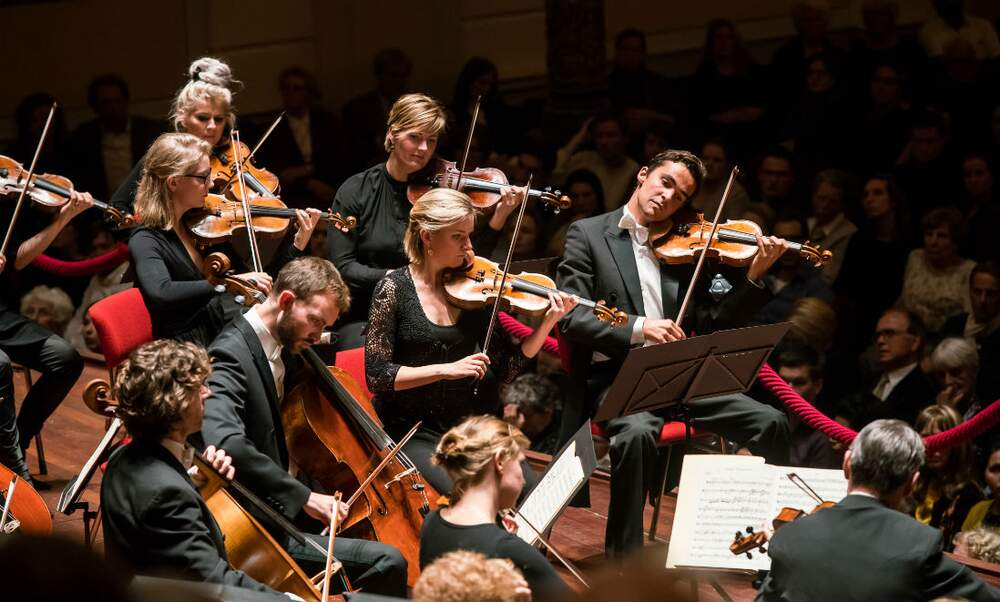 Netherlands Chamber Orchestra at Concertgebouw