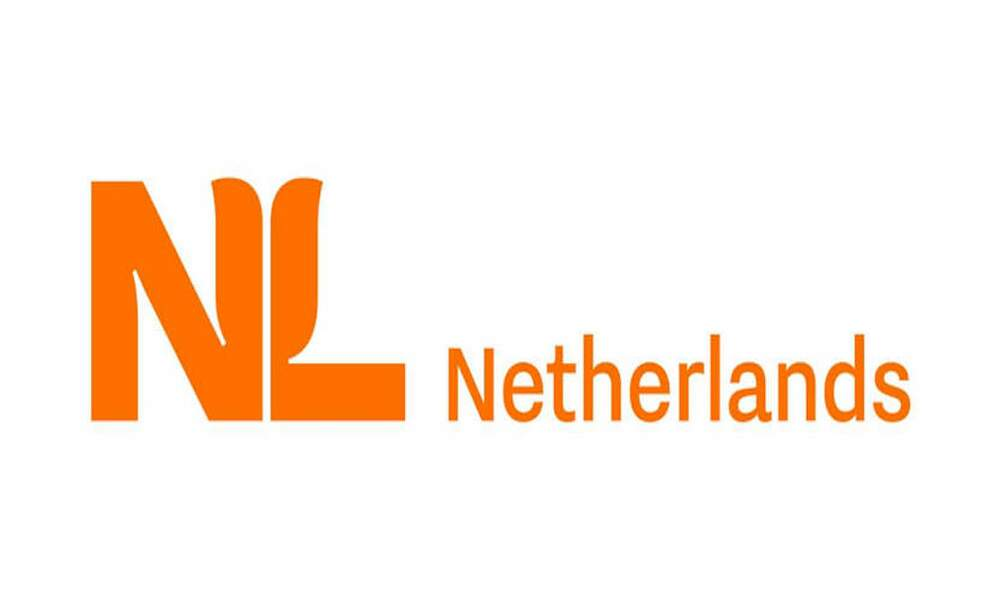 The Netherlands unveils new international logo