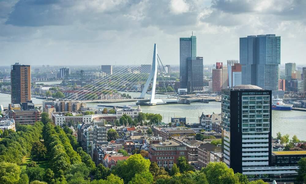 The netherlands good for business for De tuinen rotterdam