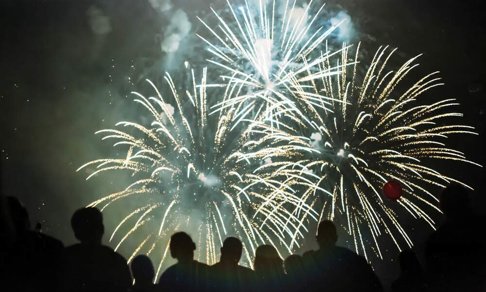 Sale of fireworks prohibited on New Year's Eve in the Netherlands
