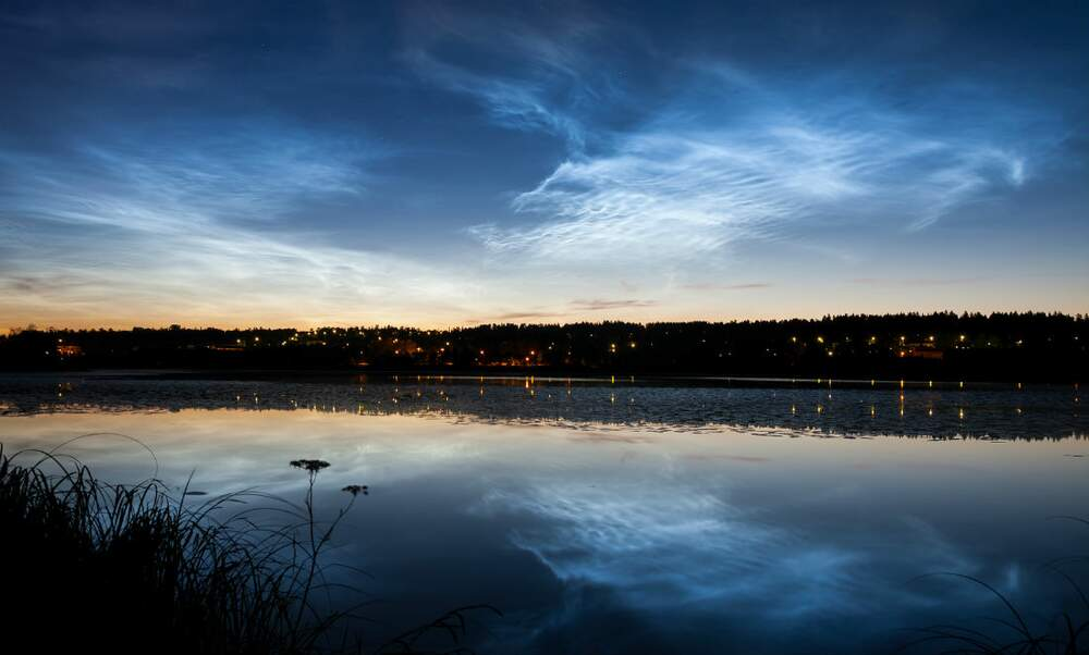 High possibility of seeing rare night clouds phenomenon in the Netherlands