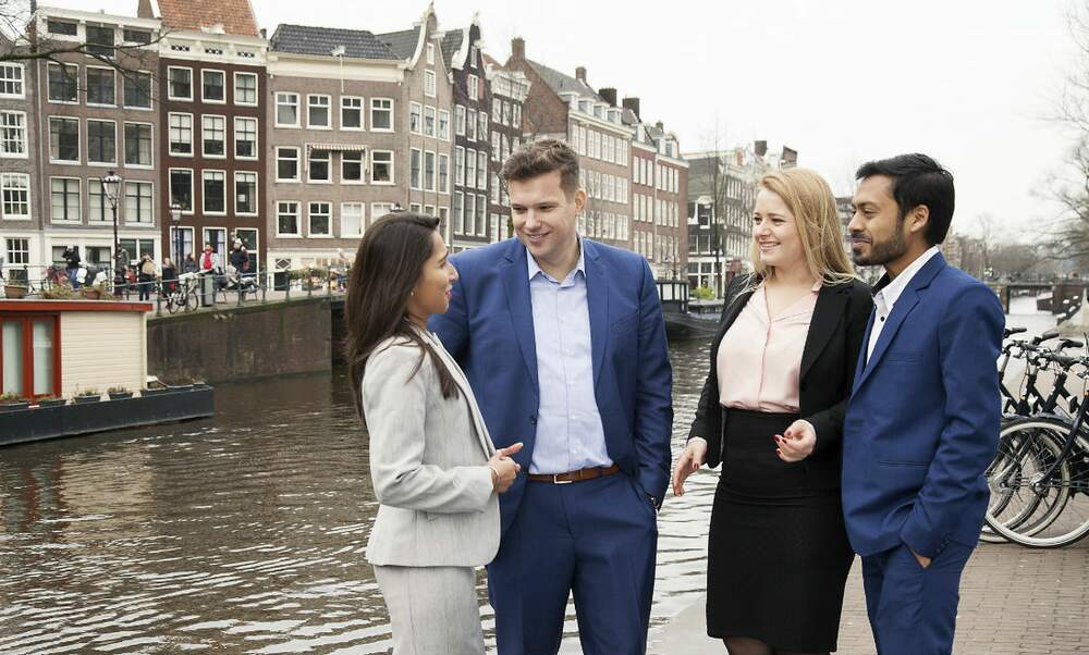 The MBA student life in Amsterdam