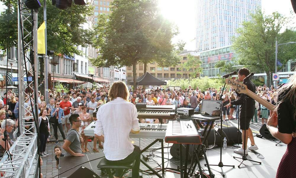 Rotterdam Old Harbour Summer Festival