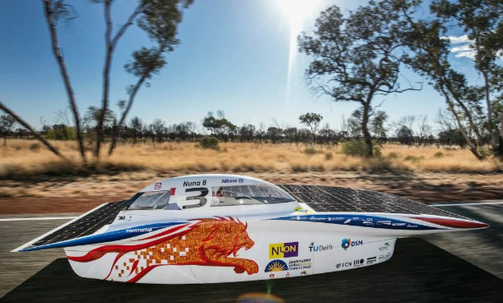Dutch teams take top spots in 2015 World Solar Car Challenge
