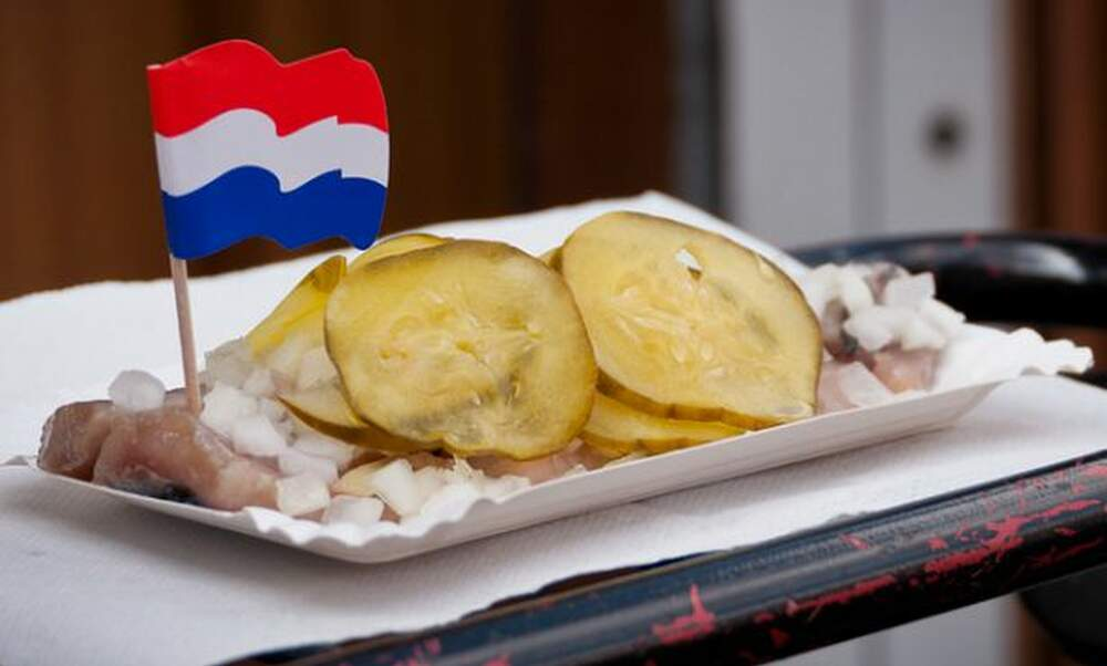 12 typical Dutch street foods