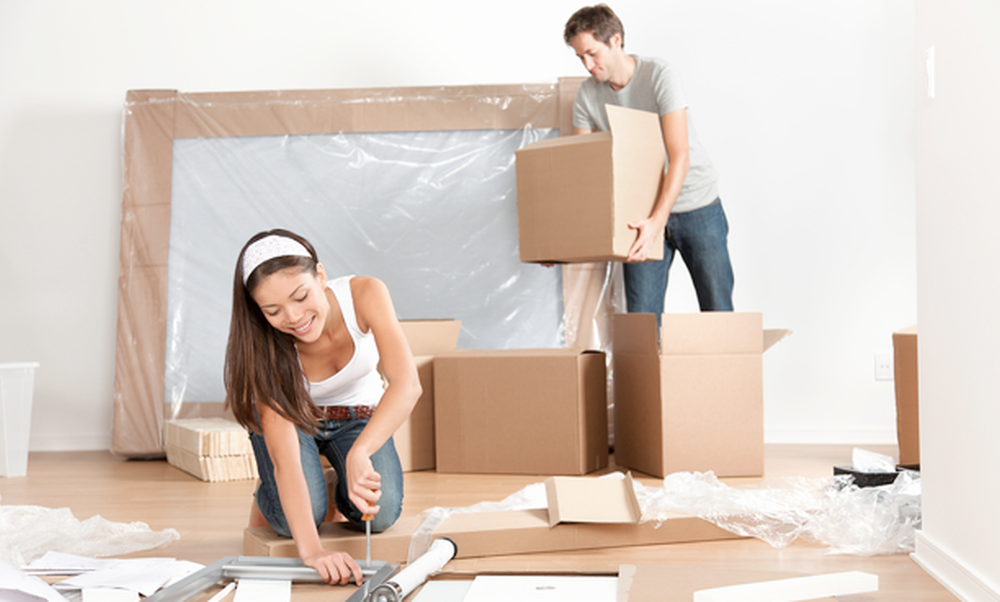 International moving guide: Packing, delivery and completing your move