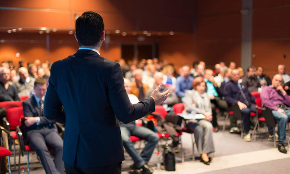 ABN AMRO banking seminars at the IamExpat Fair 2015