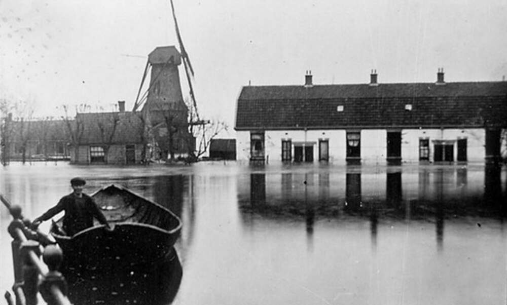 The lasting impact of the forgotten flood of January, 1916