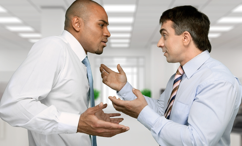 One third of employees experience aggression in the workplace